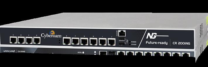Cyberoam-UTM-Firewall